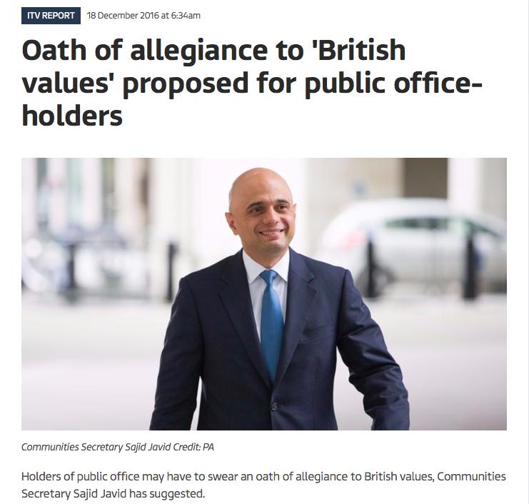 British Value