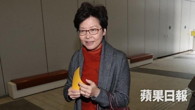 林鄭月娥-政綱-網絡欺凌