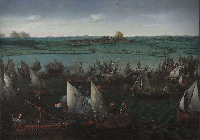 乞兒-荷蘭獨立