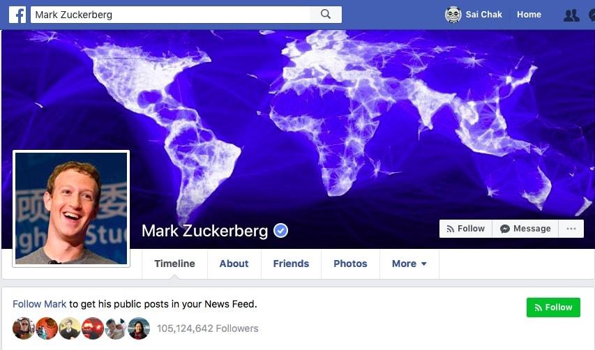 Zuckerberg-朱克伯格
