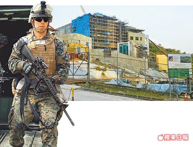 海軍陸戰隊-美國在台協會-min