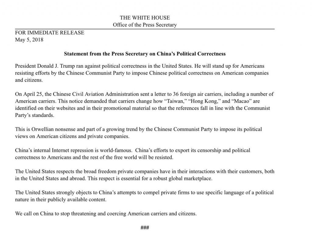 Trump-Political Correctness