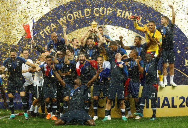法國-世界盃