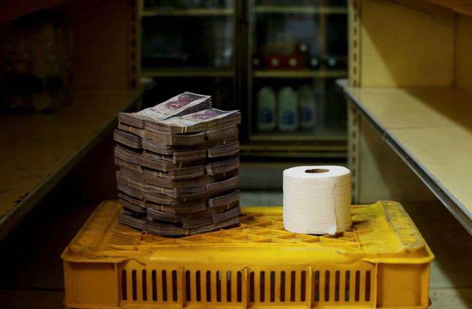 人民幣-廁紙